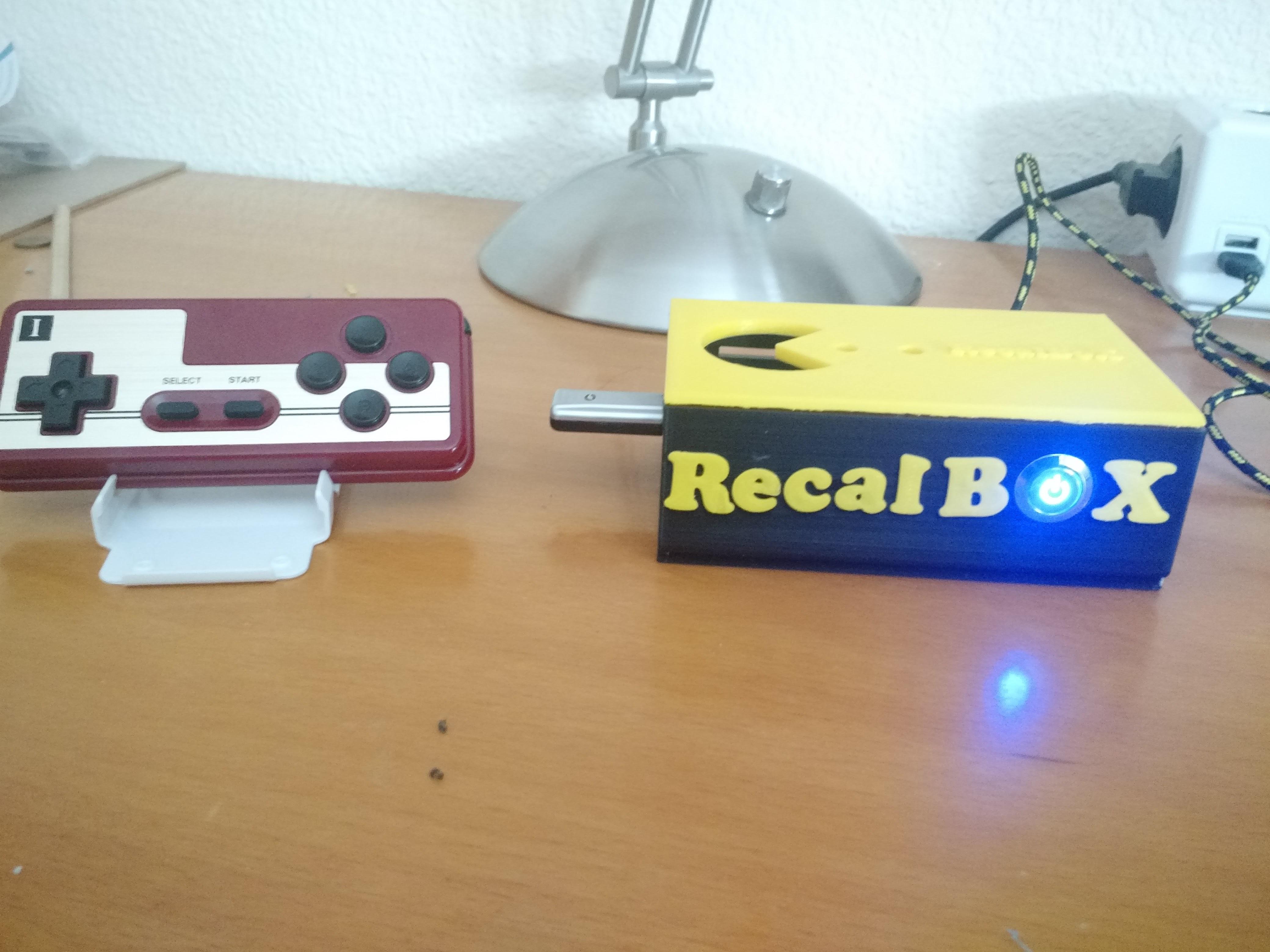 Emuladores retro kodi raspberry recalbox raspberry for Conectar botones arcade a raspberry pi 3