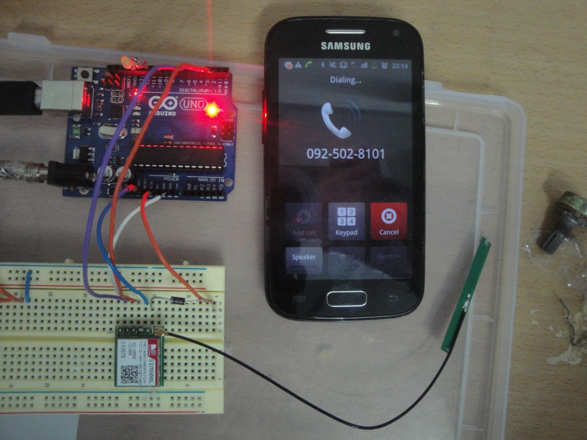 Modulo GSM SIM800L arduino - Arduino - Foro del HackLab Almería